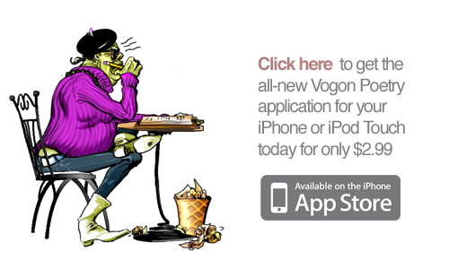 Click here to get Vogon Poetry