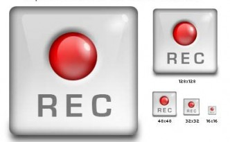 Replacement icon for Audio Recorder