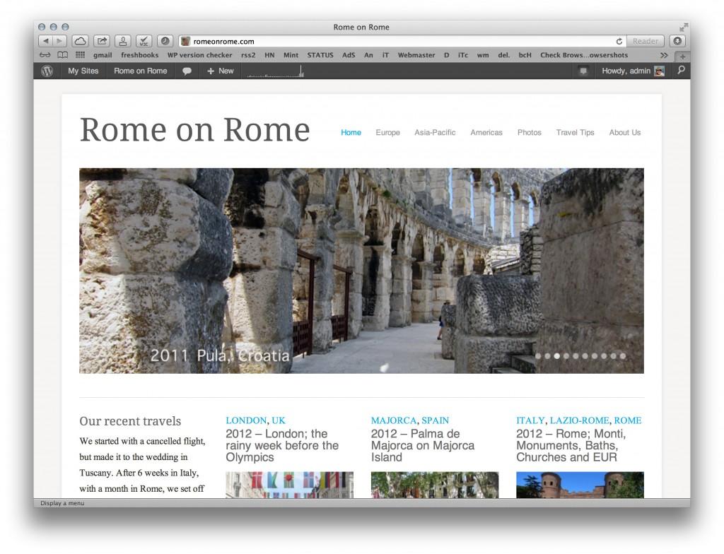 RomeOnRome.com